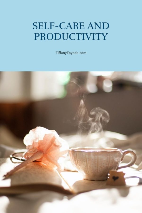 Self-care and productivity